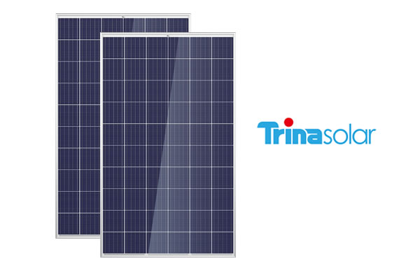 Trina Honey solar panels
