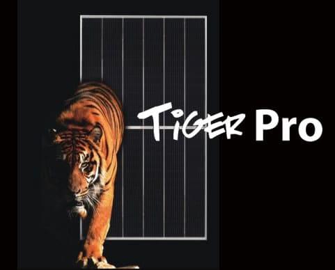 Jinko Tiger Pro