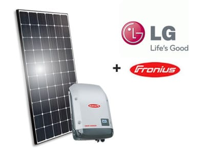 LG and fronius Deal
