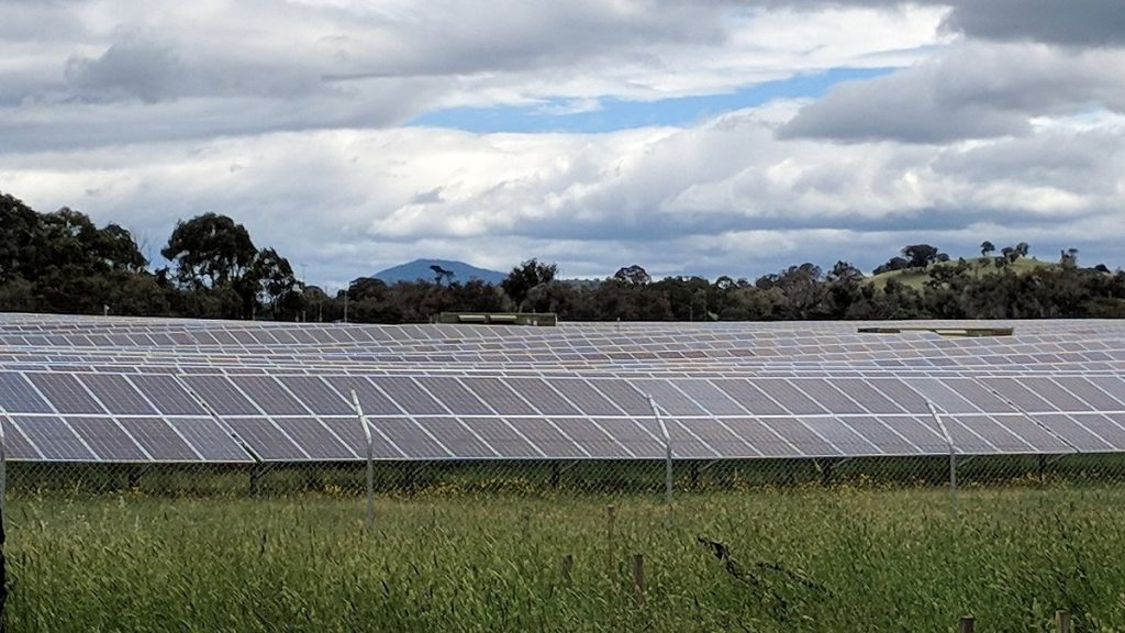 Seraphim Panels Picked For Australia's Largest Solar Farm