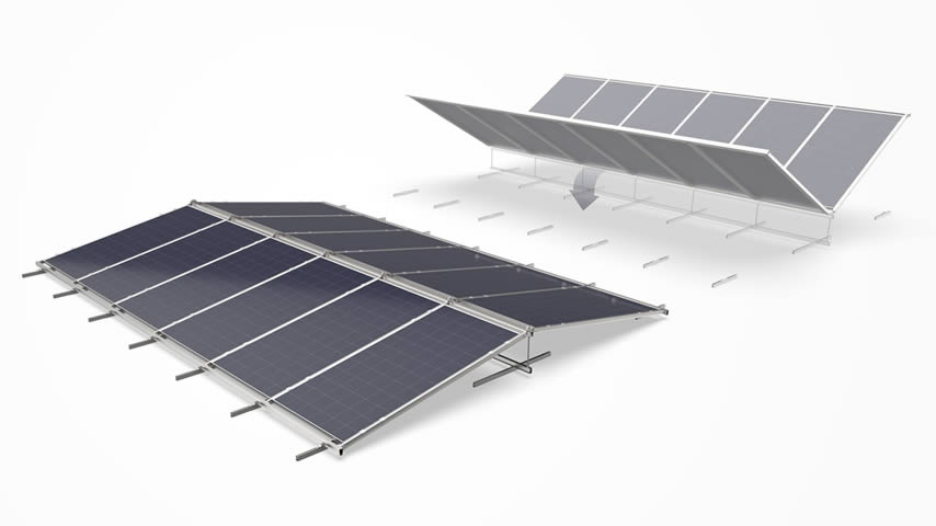 Aussie Startup First With Portable Solar Pods