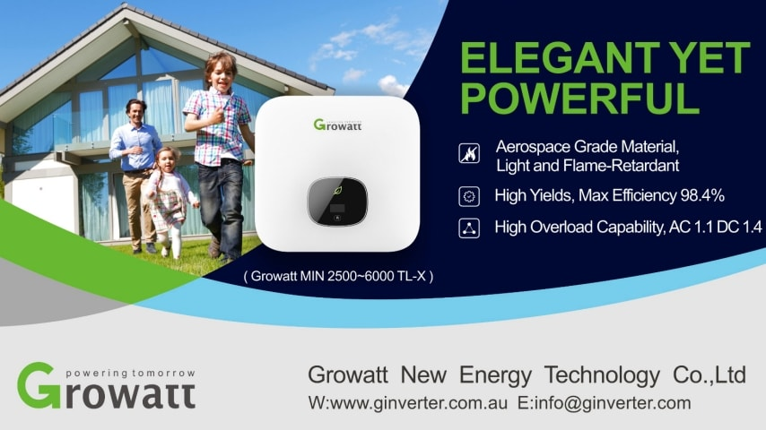 Growatt's MIN Series Inverter Gives Buyers MAX Value