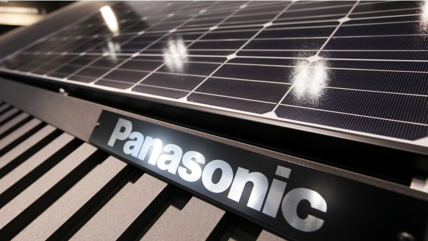 Panasonic Partners HIT Tech With GS Solar