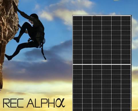 REC Alpha 380w